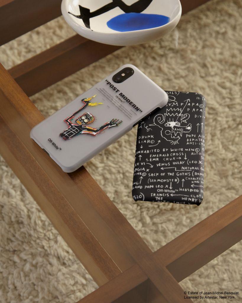 Off-White Basquiat