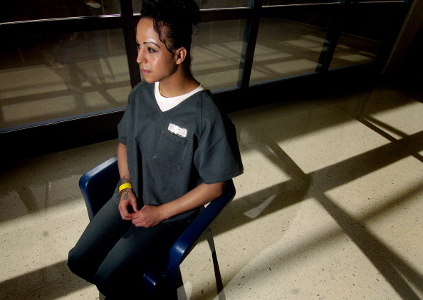 STERLING COLO, MAR 02, 2006-- Phillip 'Sabrina' Trujillo a inmate at Sterling Correctional Facility talks about being transgender behind bars, Thursday Mar. 2, 2006. RJ Sangosti/ The Denver Post
