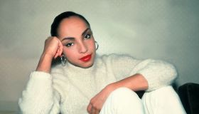 Portrait Of The Singer Sade