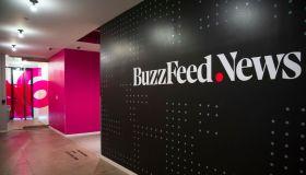 Digital Media Company BuzzFeed's New York Headquarters