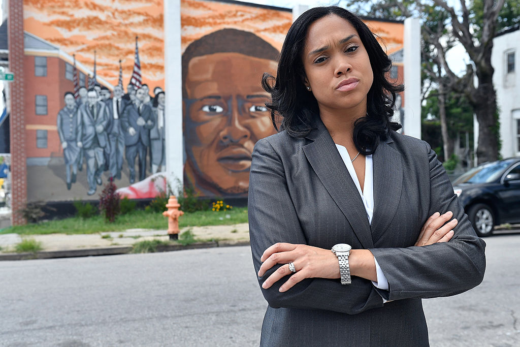 Race & Justice: Marilyn Mosby Interview