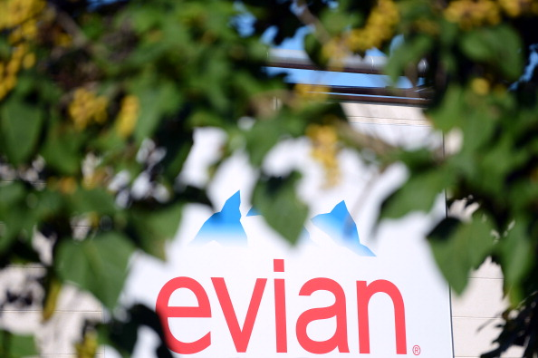 FRANCE-ECONOMY-WATER-EVIAN