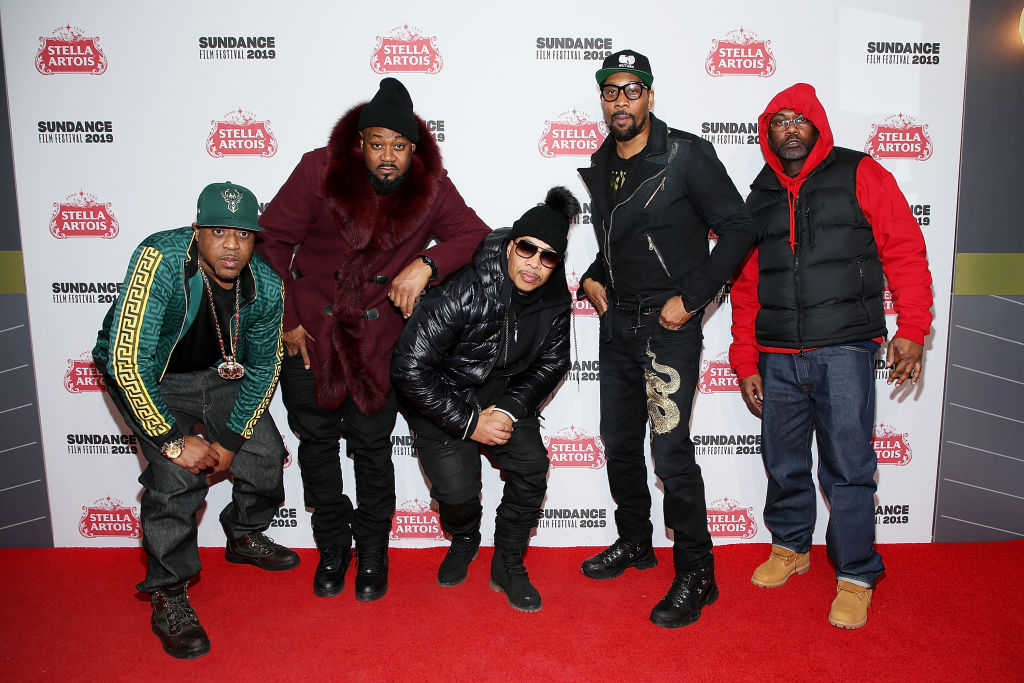 New SHOWTIME Docuseries 'Wu-Tang Clan: Of Mics & Men' Celebrates At Stella's Film Lounge During The 2019 Sundance Film Festival