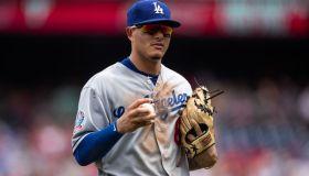 Los Angeles Dodgers v. Philadelphia Phillies
