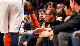 DENVER NUGGETS VS OKLAHOMA CITY THUNDER, NBA