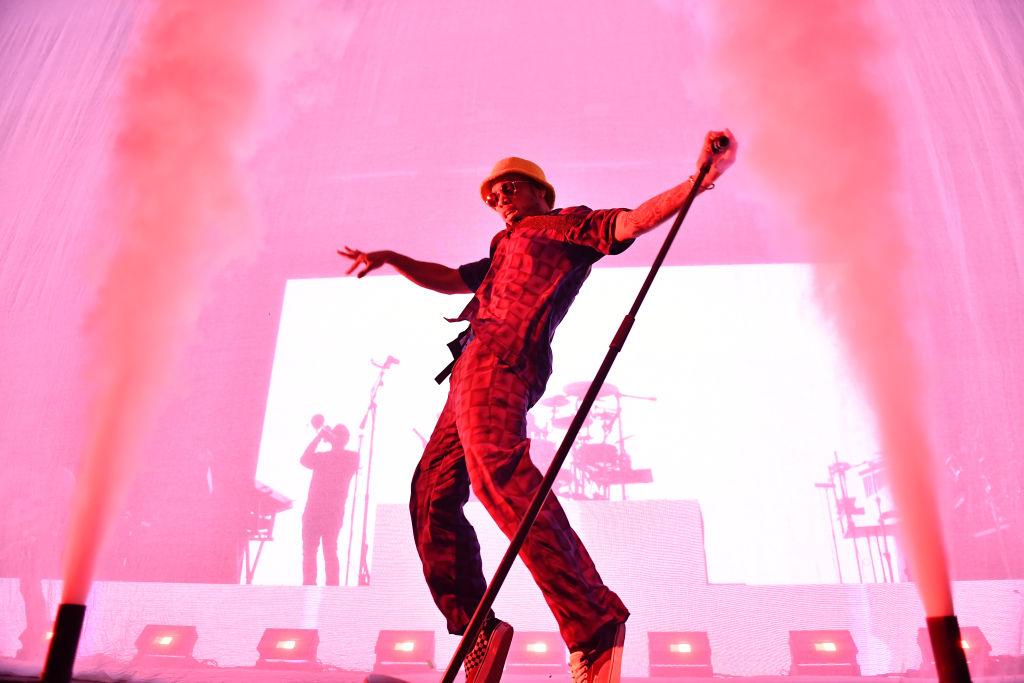 Anderson .Paak In Concert - Atlanta