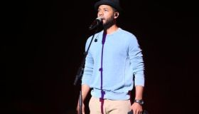 Jussie Smollet Performs At Women's Empowerment