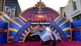 Marvel Studios 'Captain Marvel' Premiere - Red Carpet