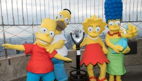 Empire State Building Celebrates 30th Anniversary Of 'The Simpsons'