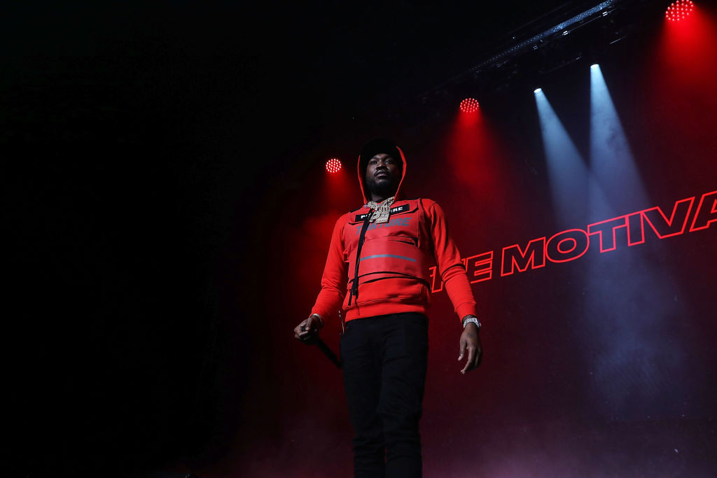 """Meek Mill Honored By Philly With """"Meek Mill Weekend"""" Proclamation"""