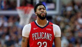 New Orleans Pelicans v Dallas Mavericks