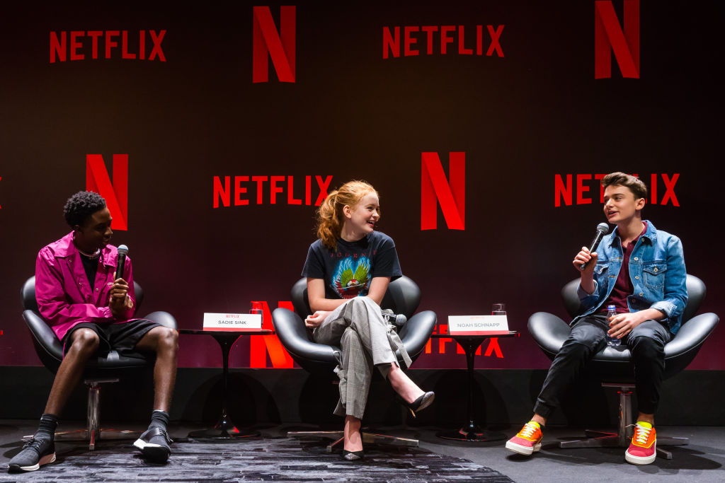 Netflix Original Series 'Stranger Things' Press Conference