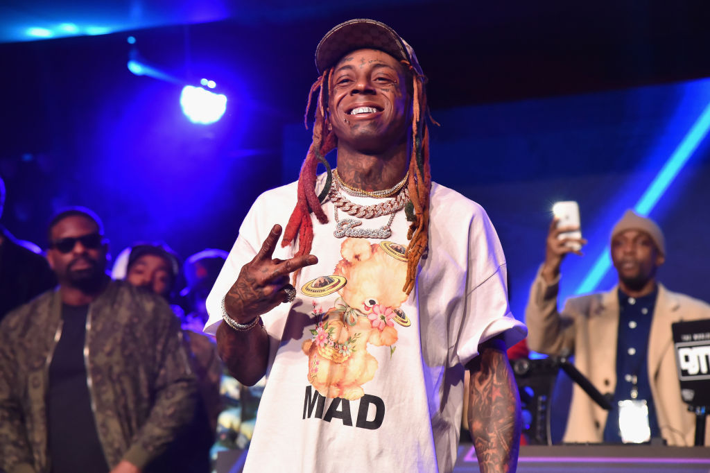 Lil Wayne's Book of Rhymes On Sale For $25,000