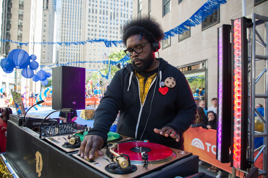 Questlove Says Barack Obama Requested French Montana At White House