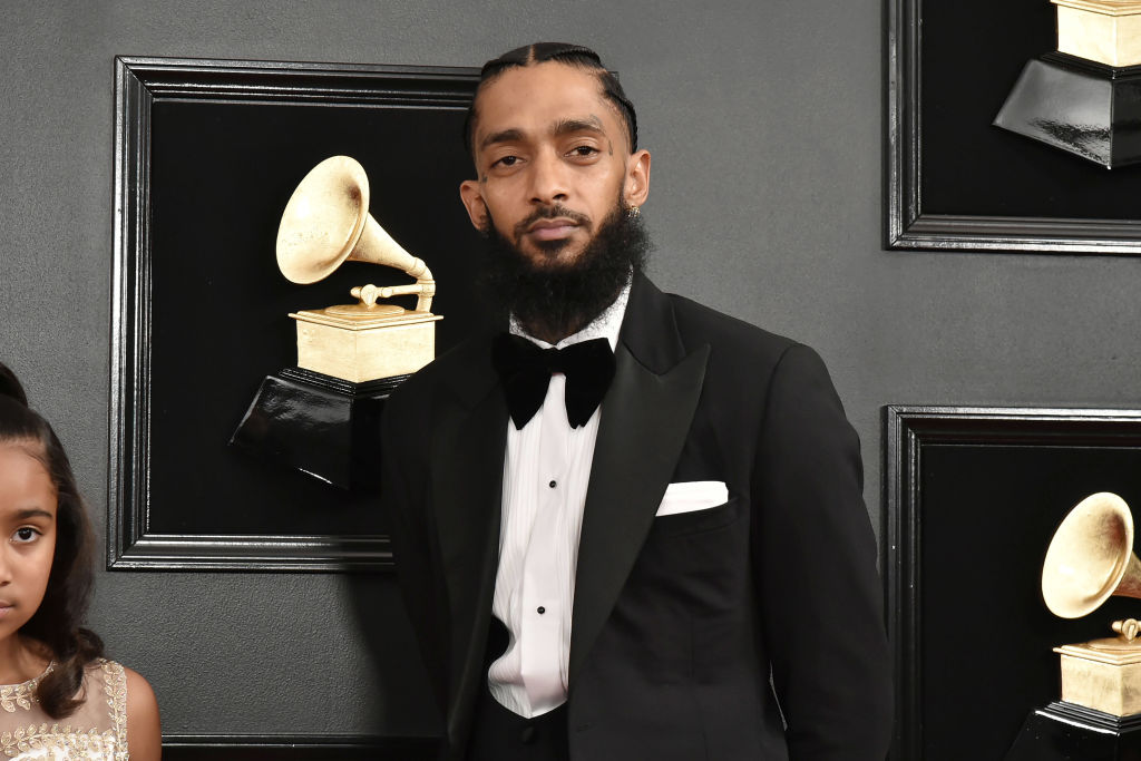 Nipsey Hussle Gunned Down In Front of His LA Clothing Store