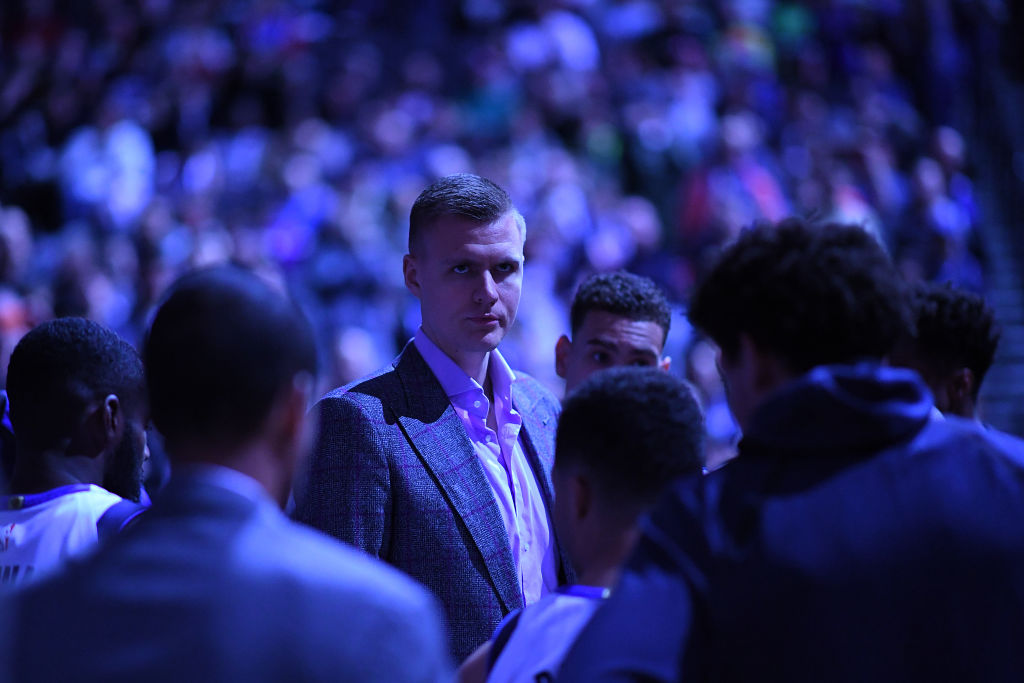 Kristaps Porzingis Allegedly Raped 29-Year-Old Black Woman In 2018