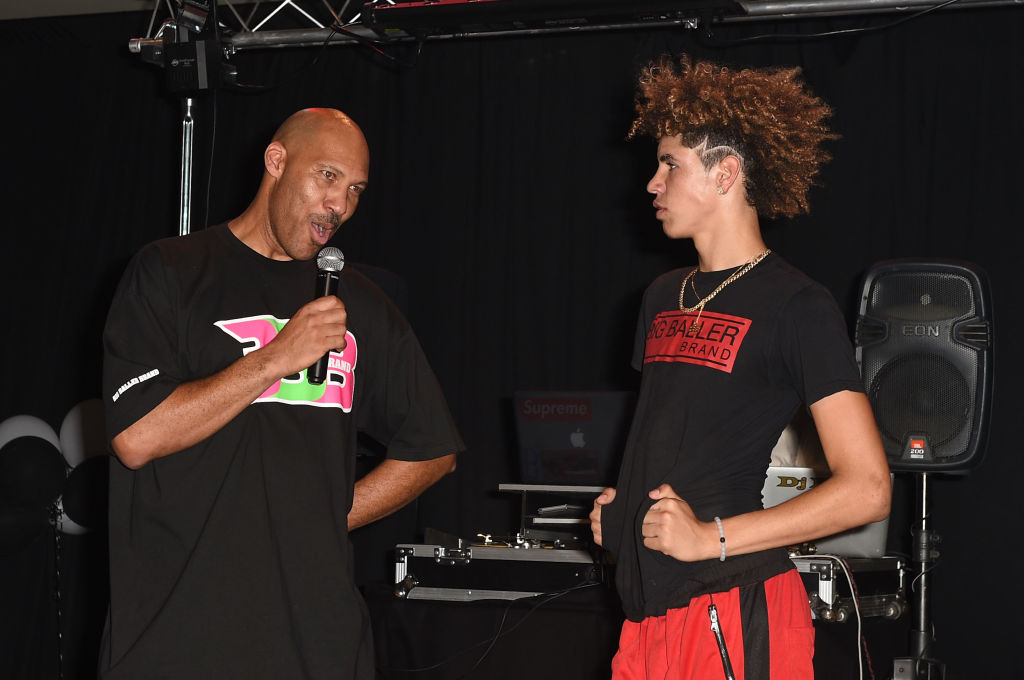 LaVar Ball Says LaMelo Will Either Play In Australia or China
