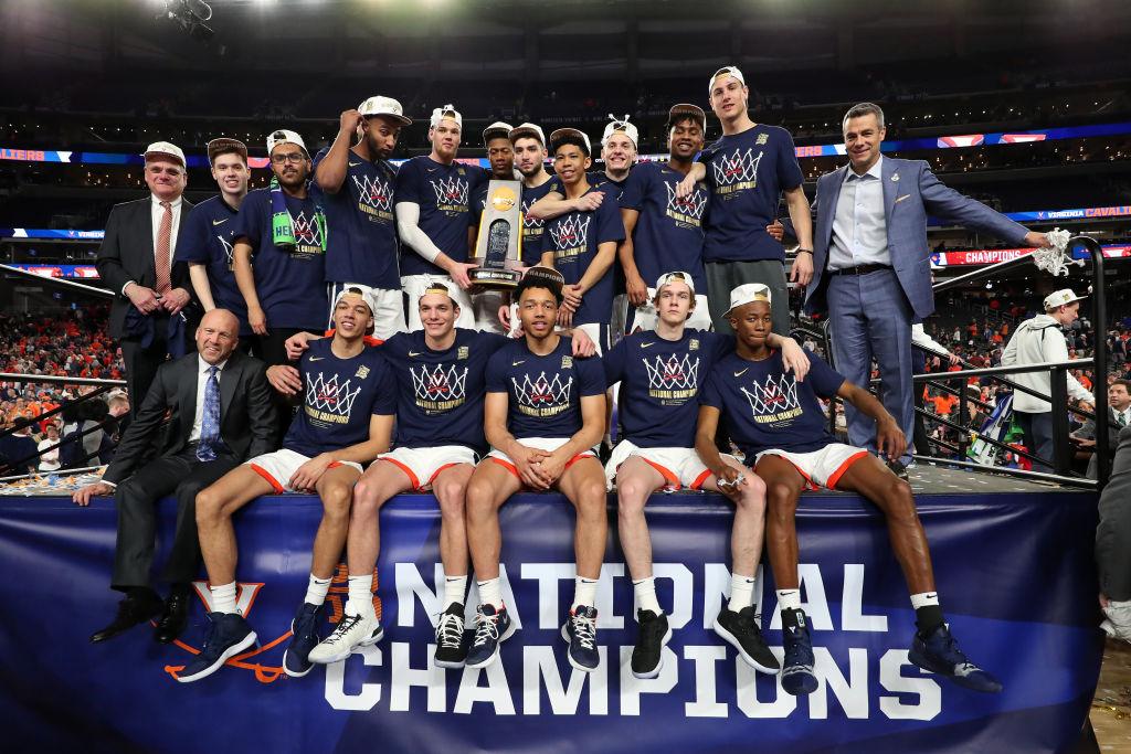 Virgina Wins first NCAA Championship