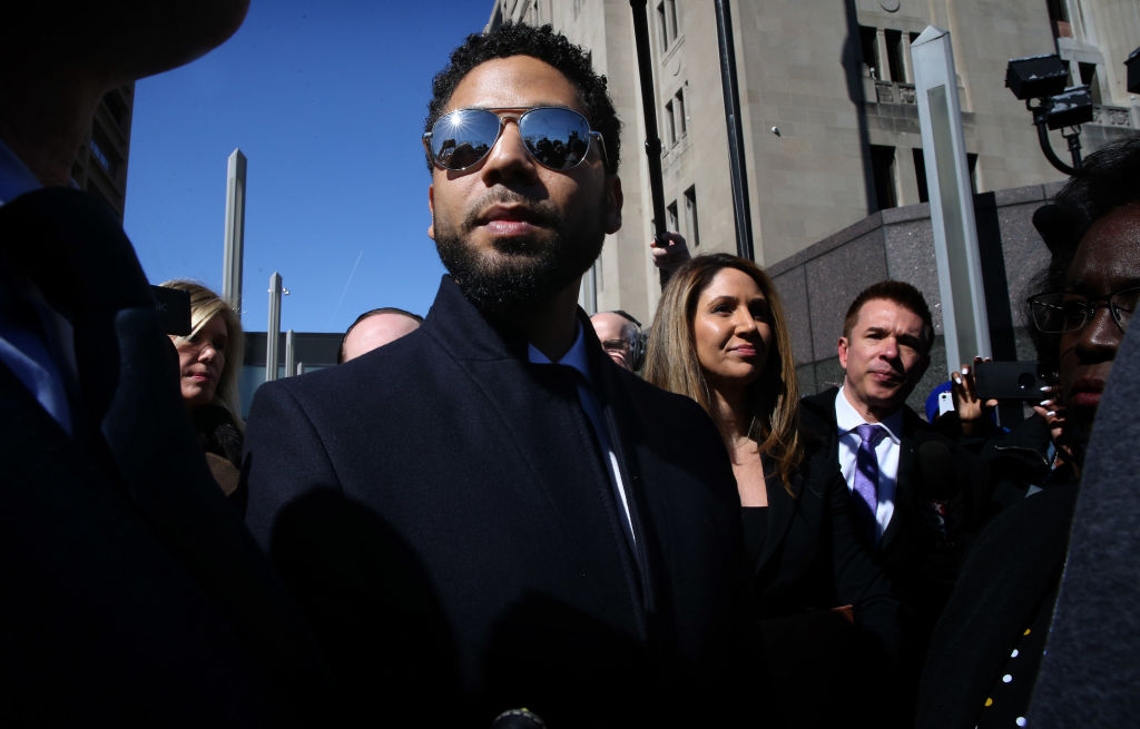 Mystery remains over why prosecutor dismissed hoax charges against Jussie Smollett