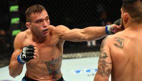 UFC Fight Night: Escudero v De Lima