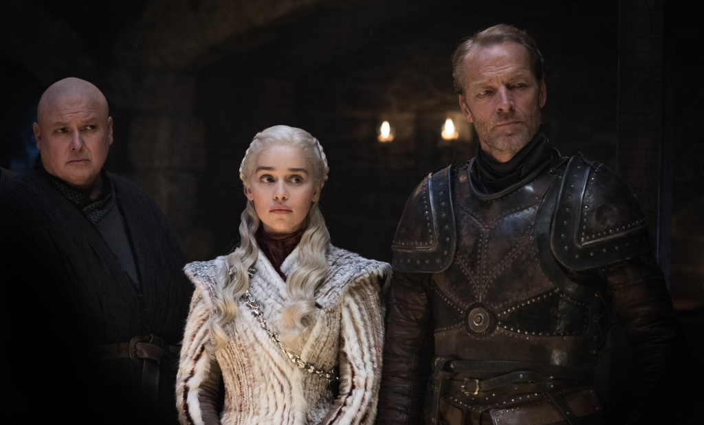 Game Of Thrones s8e2