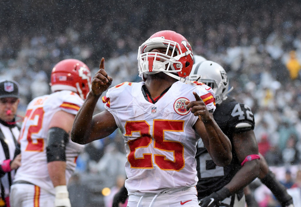Jamaal Charles, still the career rushing leader in Kansas City, to retire as a Chief