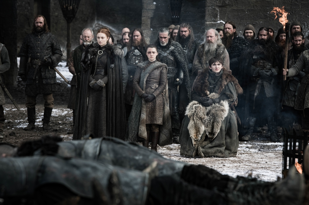 Game of thrones S8 E3