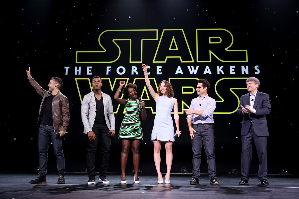 Disney's Updated Slate of Movies Reveal Three New 'Star Wars' Films