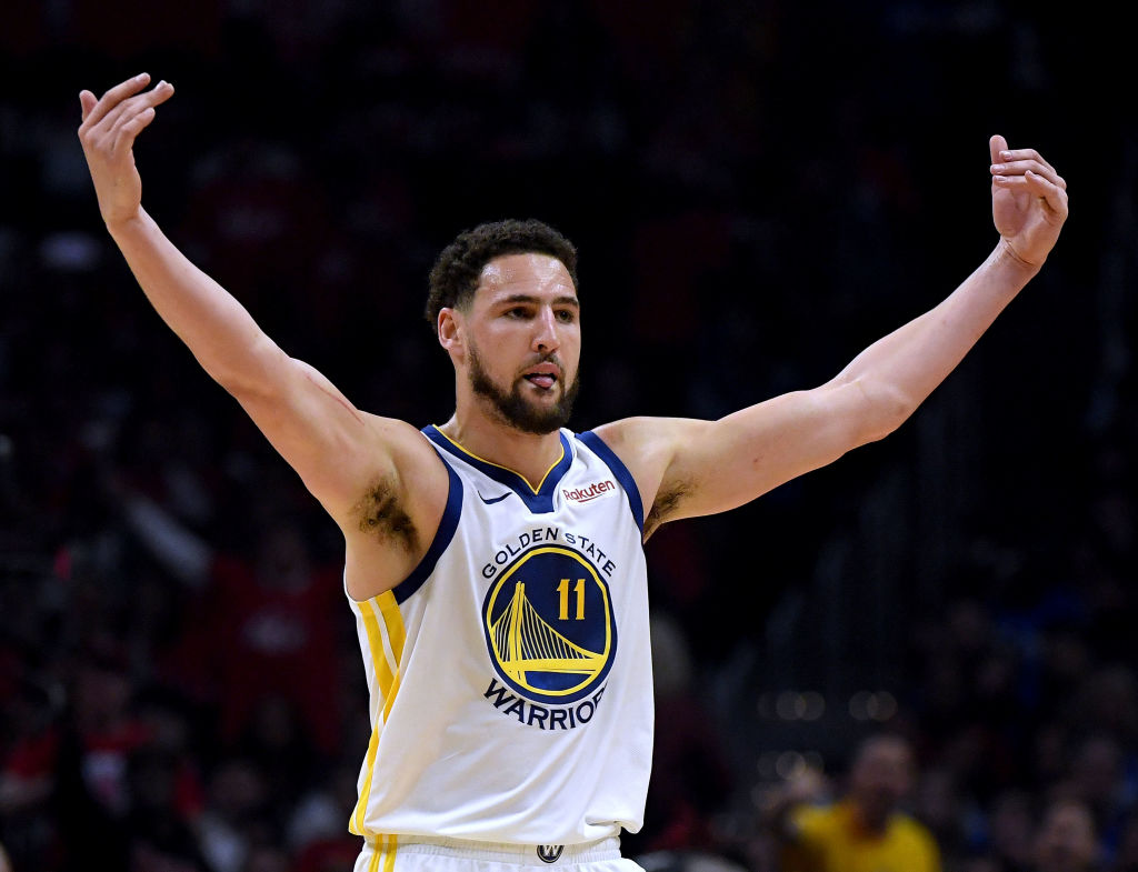 Klay Thompson Walked Out of 'Avengers: Endgame' With An Hour Left