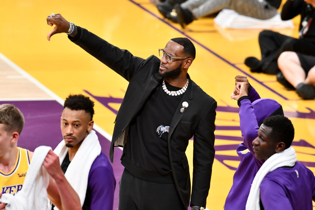 Stephen A. Smith Says Jeanie Buss Is Being Told To Trade LeBron James