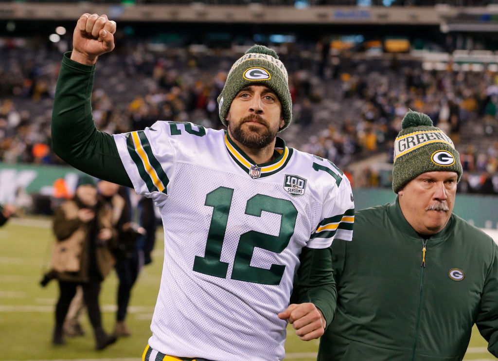 Aaron Rodgers Reportedly Will Have Appear In 'Game of Thrones' Sunday