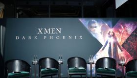 """X-Men Dark Phoenix"" : Photocall At Cafe De L'Homme In Paris"