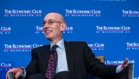 NBA Commissioner Adam Silver Discusses The State Of The NBA And Professional Sports