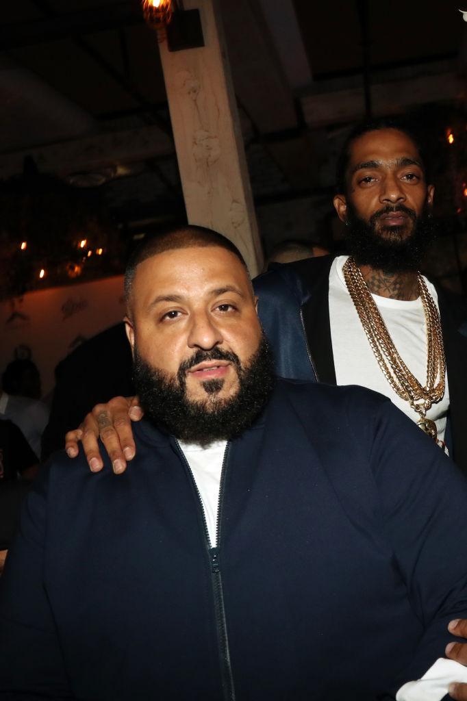 DJ Khaled's Platinum Dinner