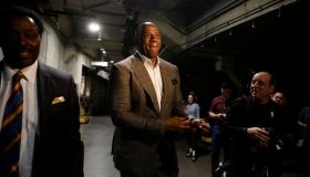 "Earvin ""Magic"" Johnson Steps Down As Lakers President Of Basketball Operations"