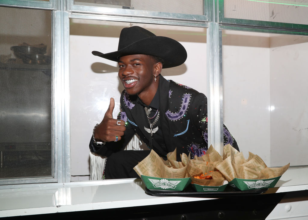 Lil Nas X and Wingstop Team Up For Old Town Road Premiere Party