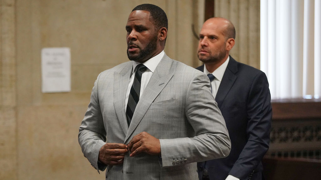 R. Kelly pleads not guilty to more serious sex assault charges of underage girl years ago