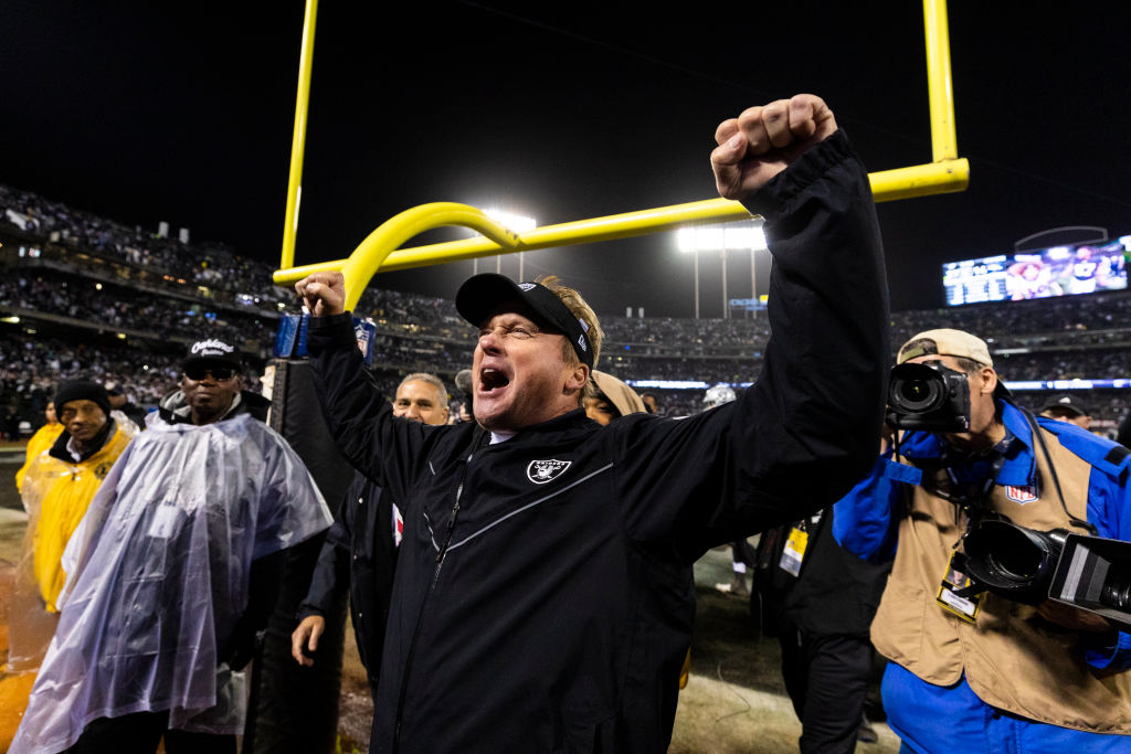 HBO Annouces Oakland Raiders Will Be The Next Team On 'Hard Knocks'
