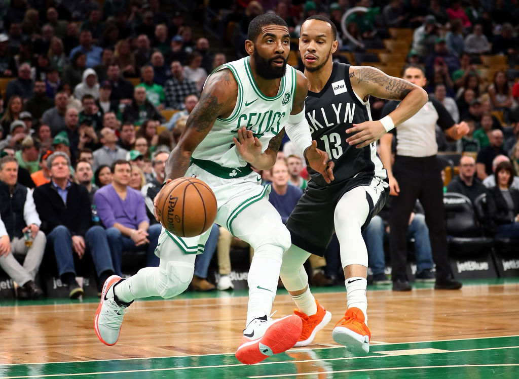 Kyrie Irving To Sign With The Brooklyn Nets, Report