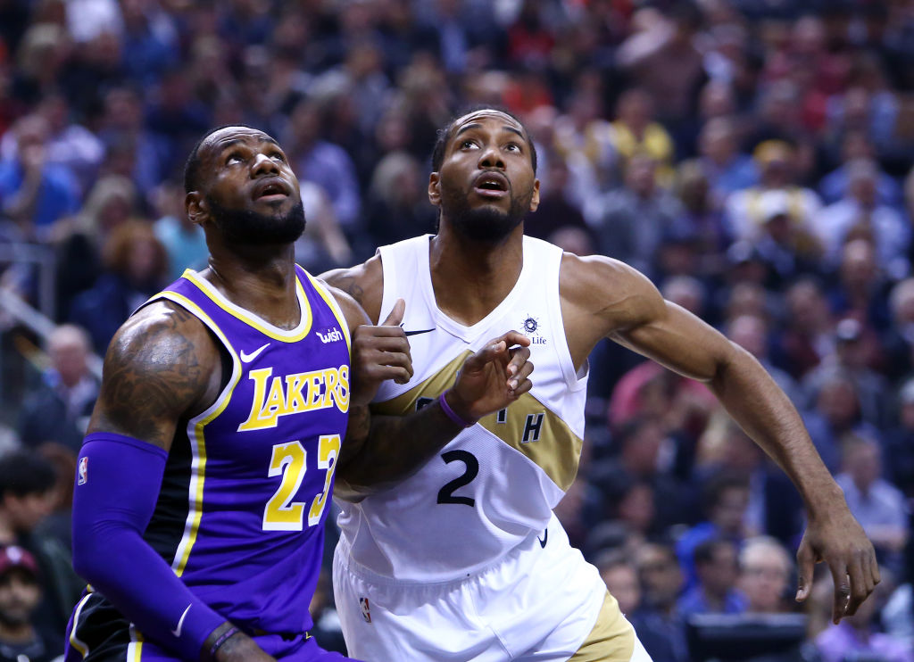 Los Angeles Lakers Reportedly To Pursue Kawhi Leonard