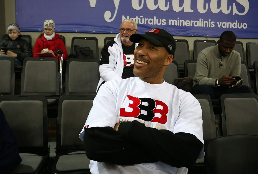 LaVar Ball Banned By ESPN Following Inappropriate Comments