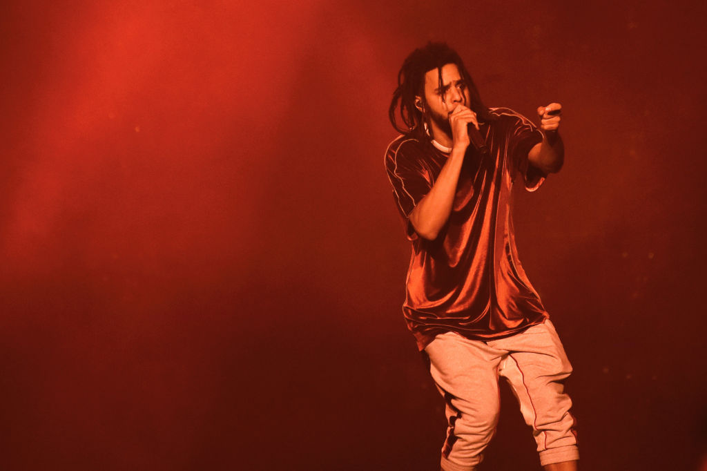 J. Cole In Concert - New York, NY