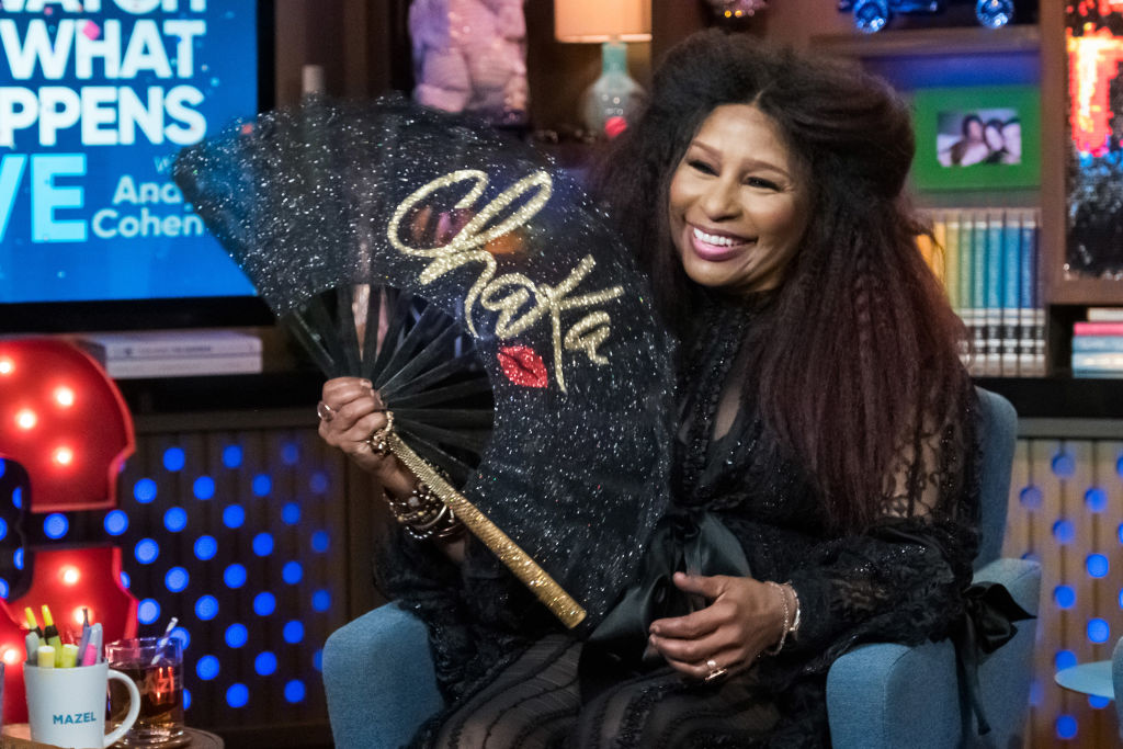 """Chaka Khan On """"Through The Wire"""": """"I Thought It Was Stupid"""""""