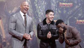 Premiere 'Jumanji: Welcome to the Jungle'