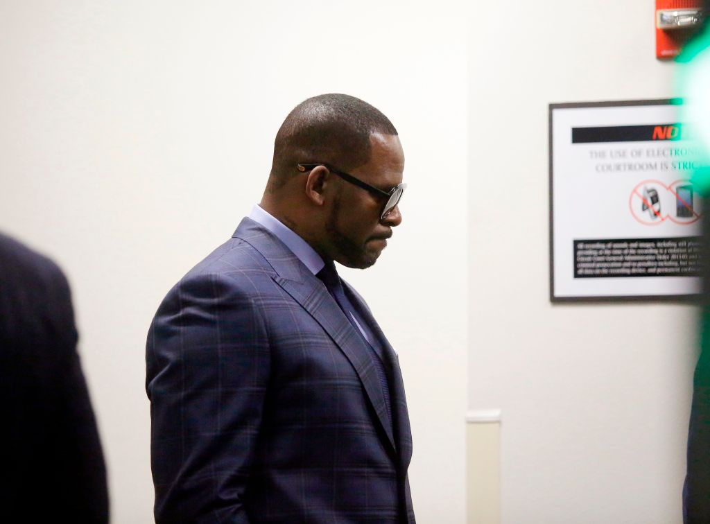 R.Kelly Indicted On Sex Charges, Racketeering In New York