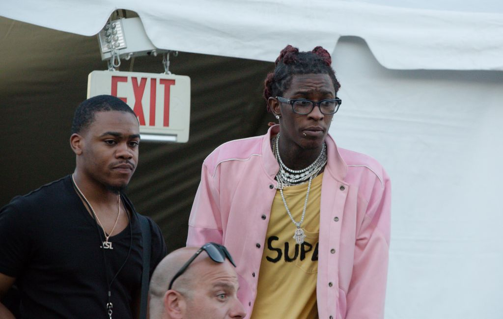 Young Thug Believes Lil Nas X Should Not Revealed His Sexuality