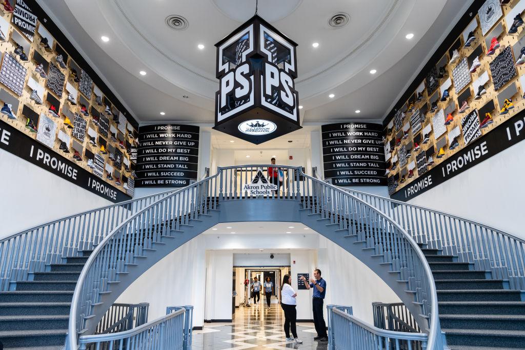 LeBron James' I Promise School Becoming His Biggest Accomplishment