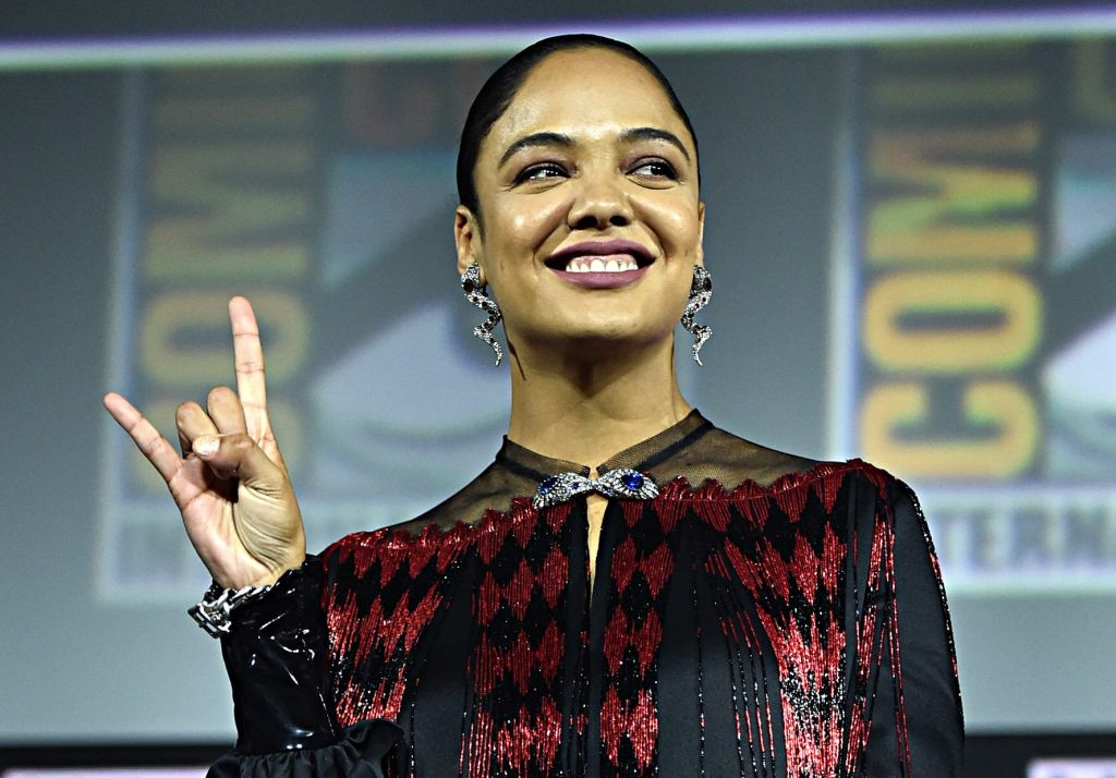 Tessa Thompson's Valkyrie Revealed As The LGBTQ+ Superhero