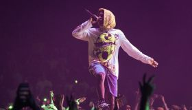 A$AP Rocky Performs At Le Zenith