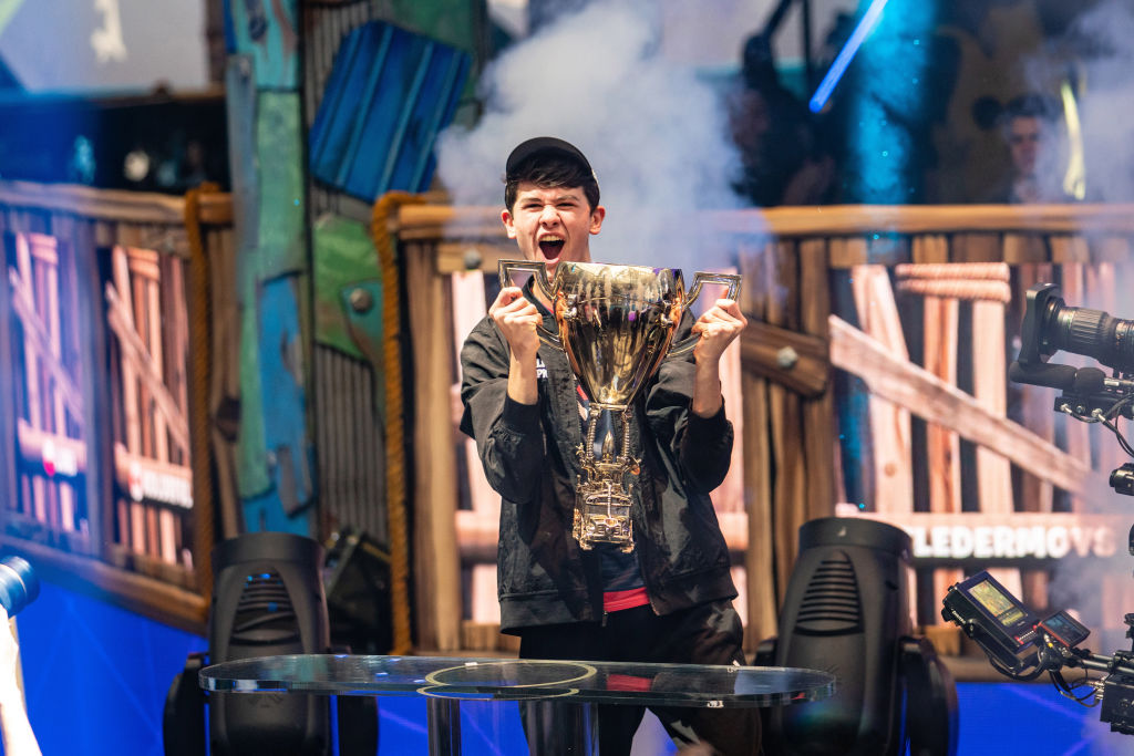 16-Year-Old 'Fortnite' Players Takes Home $3 Million In Prize Money